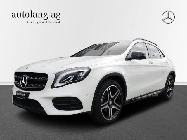suv Mercedes-Benz GLA-Klasse GLA 200 d SwissAMG L 4M