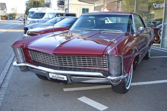 coupe Buick Riviera 2 Door Hardtop Coupe