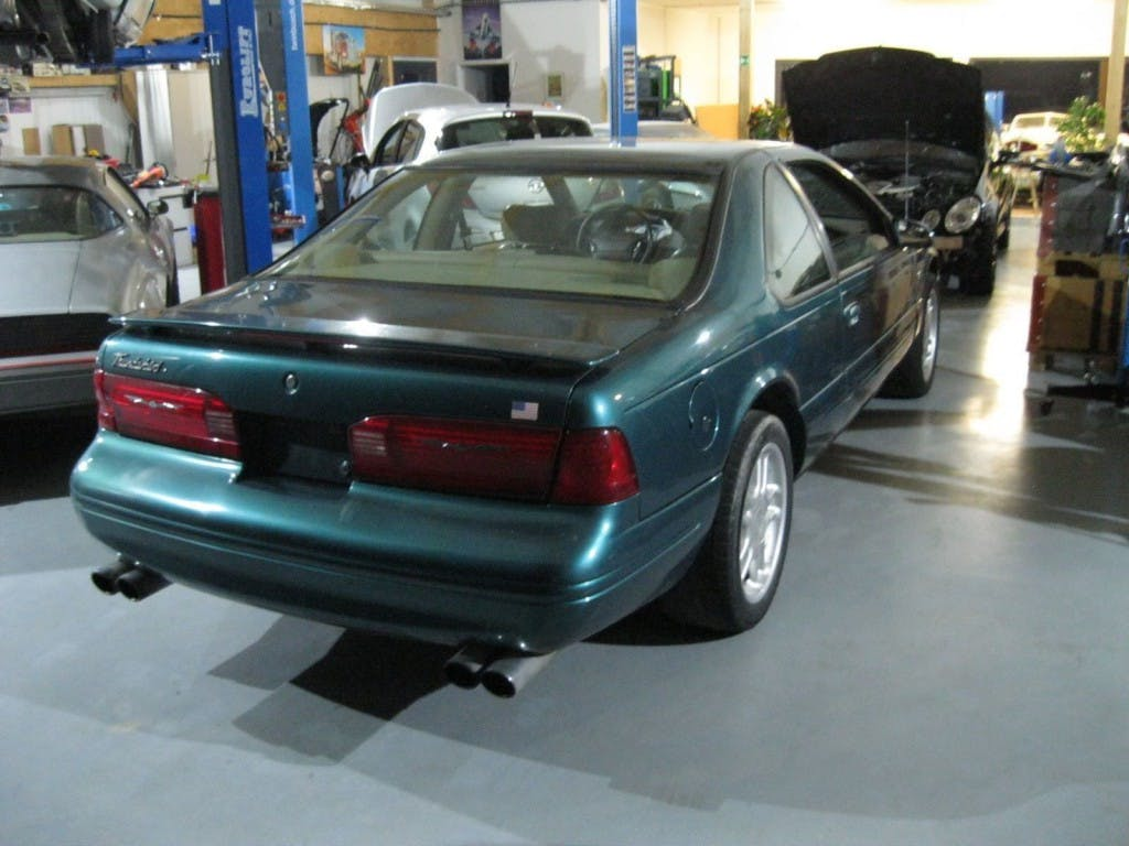 coupe Ford Thunderbird LX