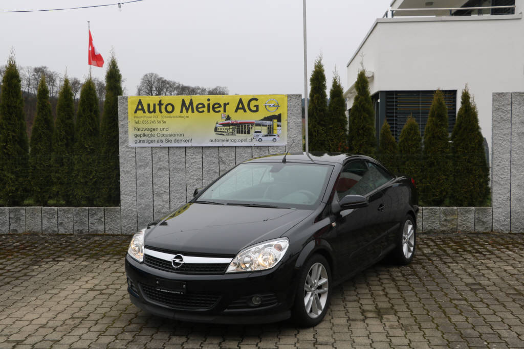 cabriolet Opel Astra TwinTop 1.8i 16V 140 Cosmo