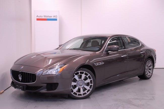 saloon Maserati Quattroporte 3.8 V8 GTS
