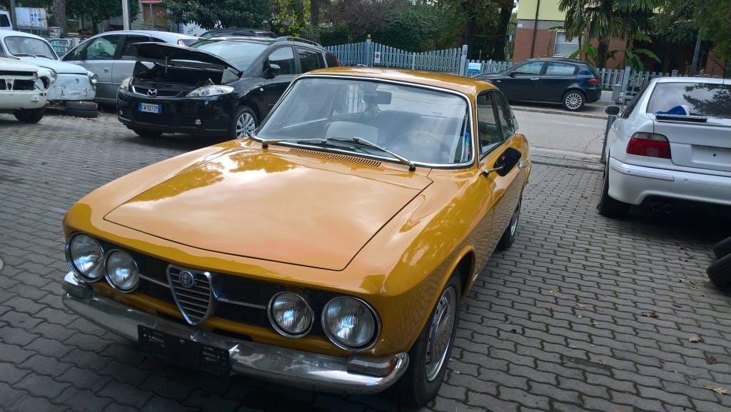 coupe Alfa Romeo 1750 1750