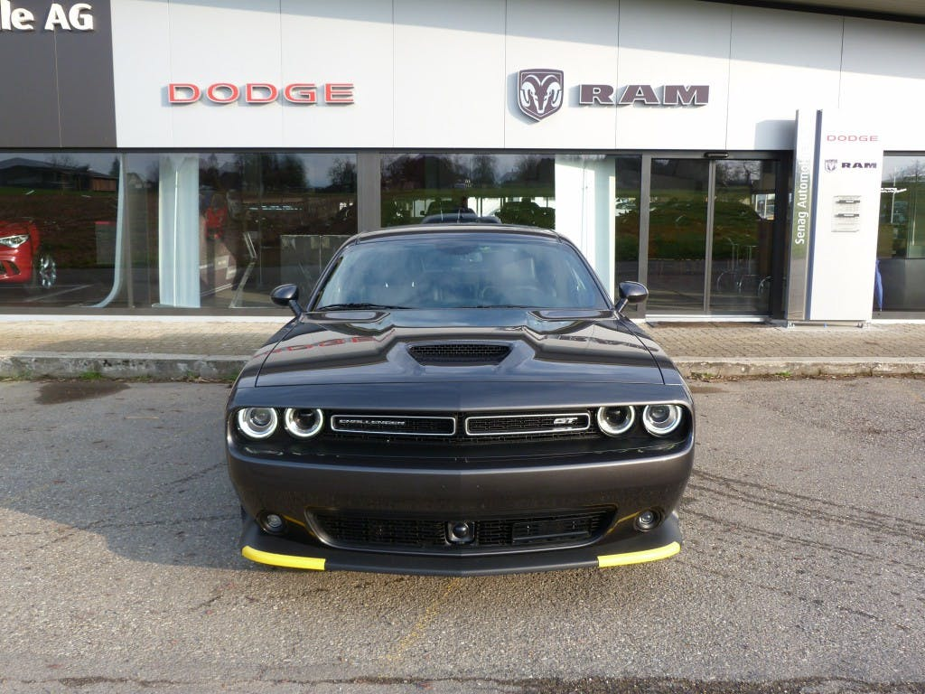 coupe Dodge USA Challenger GT AWD