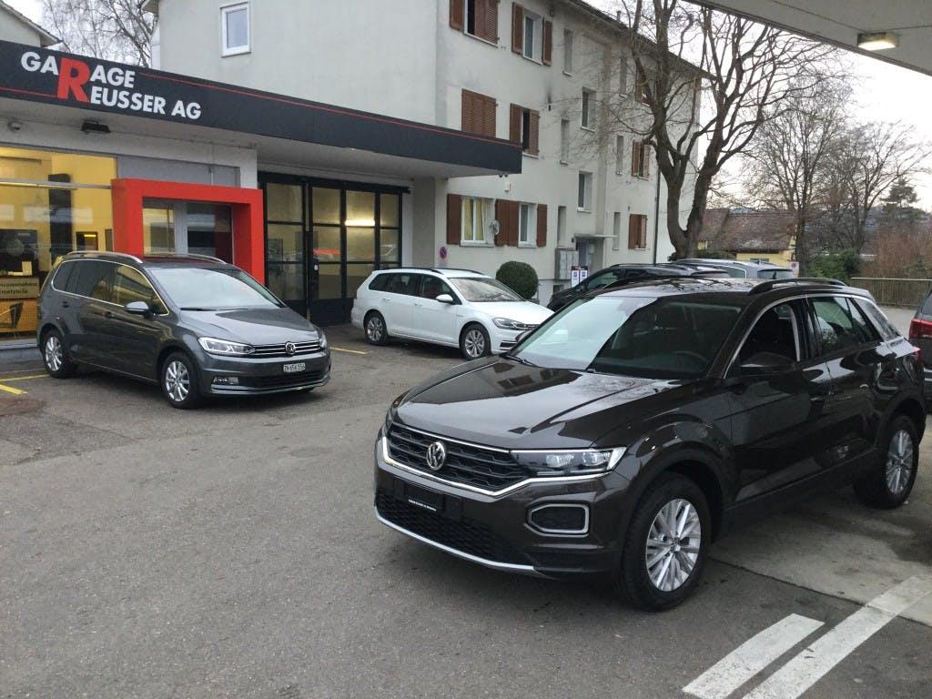 suv VW T-Roc 1.0 TSI ADVANCE 115 PS