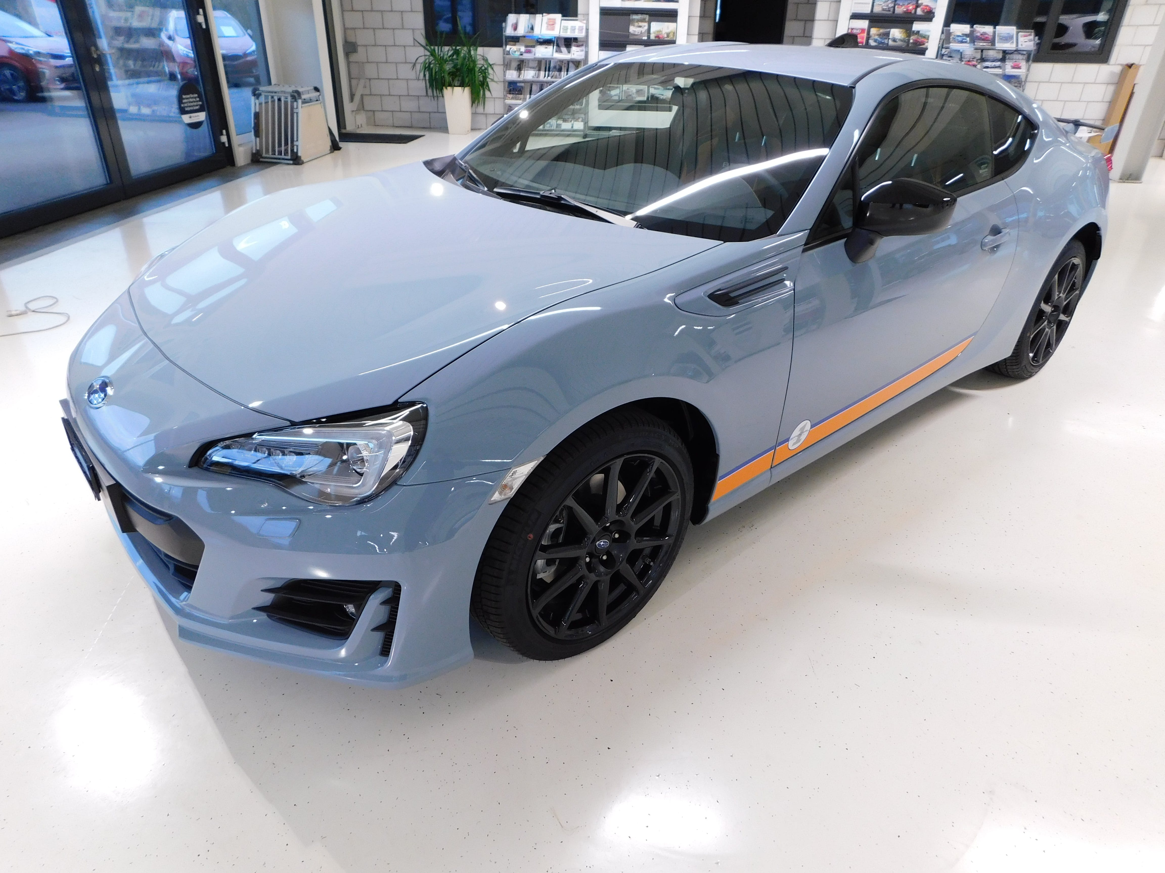 coupe Subaru BRZ 2.0R Special