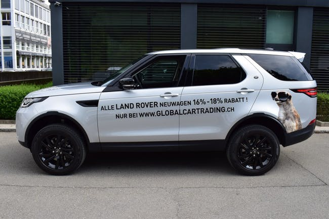 suv Land Rover Discovery 3.0 TD6 HSE Automatic