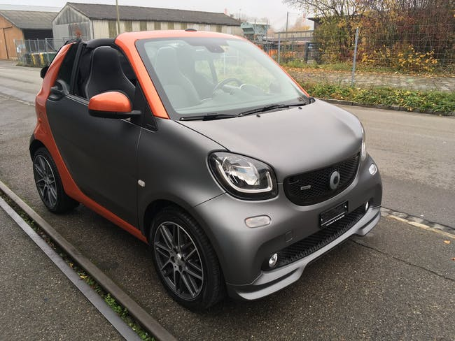 cabriolet Smart Fortwo BRABUS