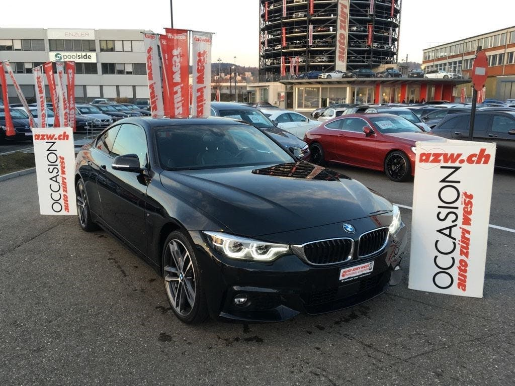 coupe BMW 4er 440i Coupé xDrive Power & Sound Ed. Steptronic