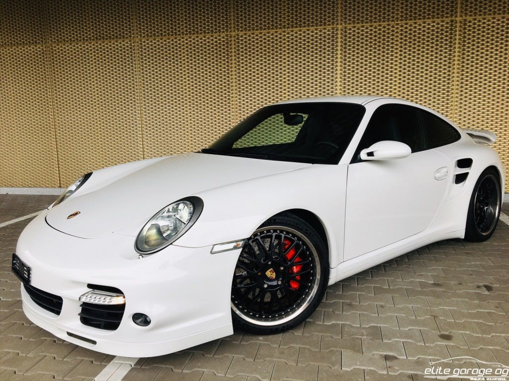 coupe Porsche 911 Turbo 9ff 804 PS
