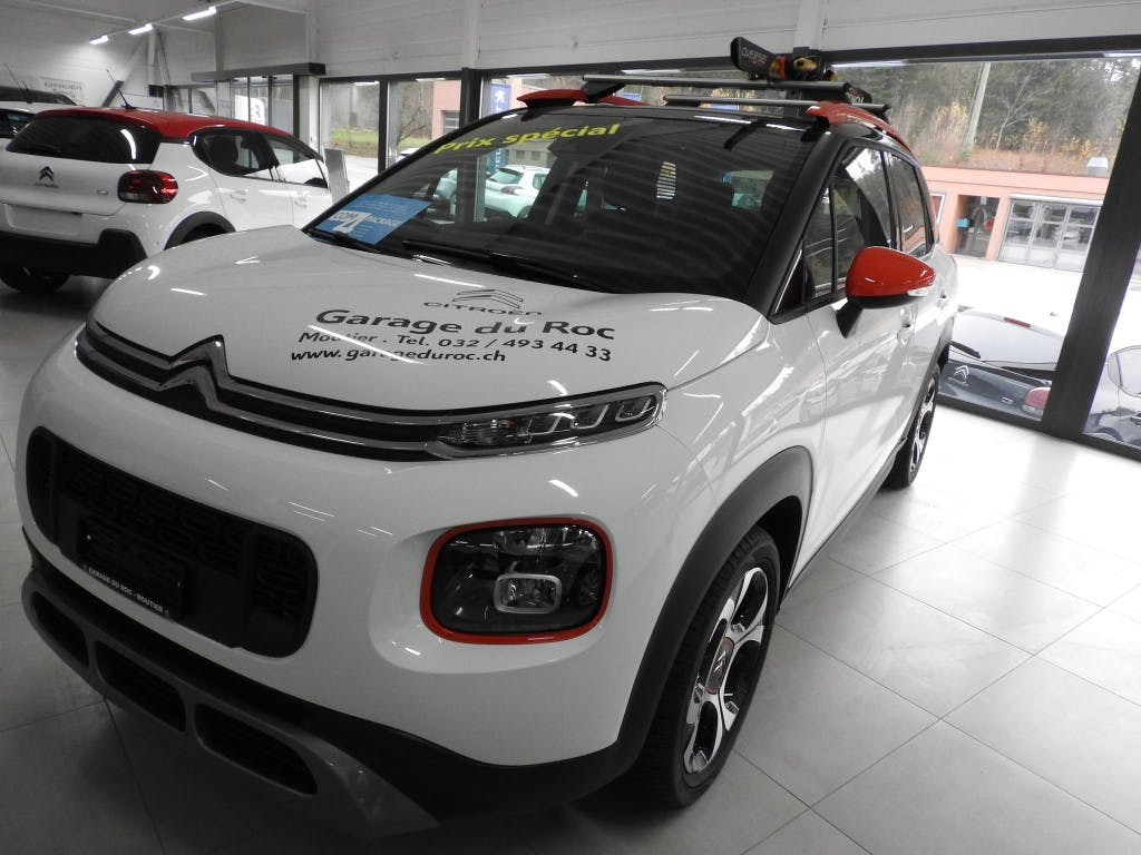 suv Citroën C3 Aircross 1.2i PureTech Shine