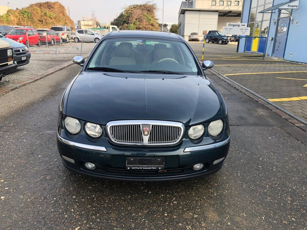 saloon Rover 75 2.5 LITRE Charme