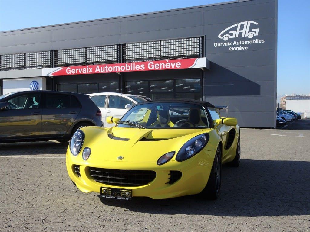 sportscar Lotus Elise S Club Racer