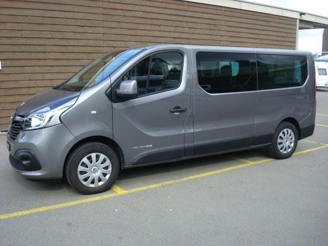 bus Renault Trafic Grand Passenger 1.6 dCi TwinTurbo