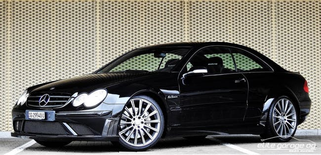 coupe Mercedes-Benz CLK 63 AMG Black Series 7G-Tronic