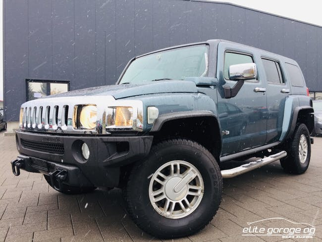 suv Hummer H3 3.7 Adventure Automatic