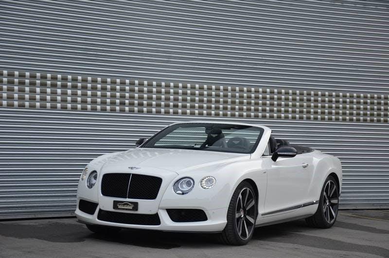 cabriolet Bentley Continental GTC 4.0 V8 S