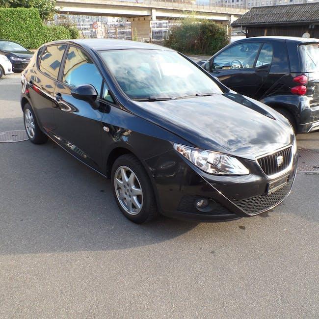 saloon SEAT Ibiza 1.6 TDI Sport