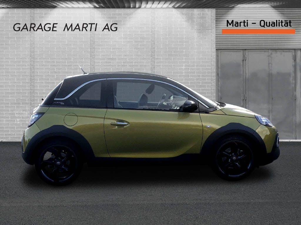 Buy Sedan Opel Adam 1 0i Eflex Rocks S S On Carforyou Ch
