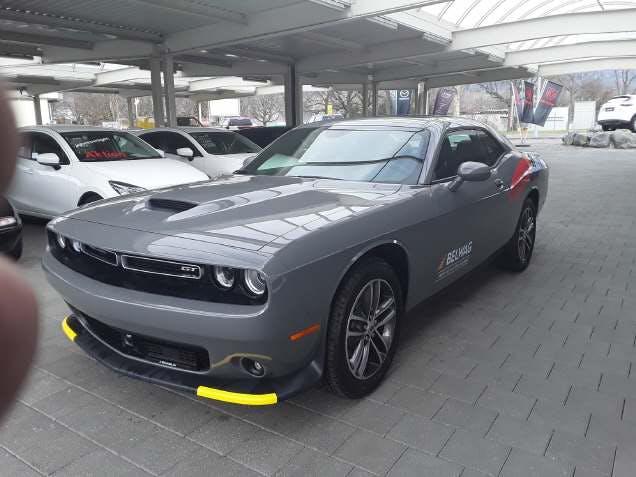 coupe Dodge USA Challenger 3.6/309 V6 GT Plus 4x4