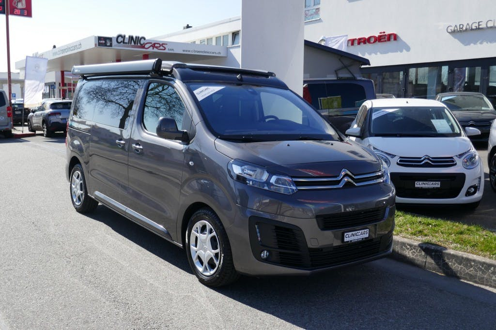 bus Citroën Spacetourer CAMPSTER Spacetourer 2.0 BlueHDi