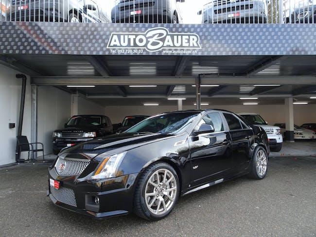 saloon Cadillac CTS CTS-V 6.2 V8 Supercharged