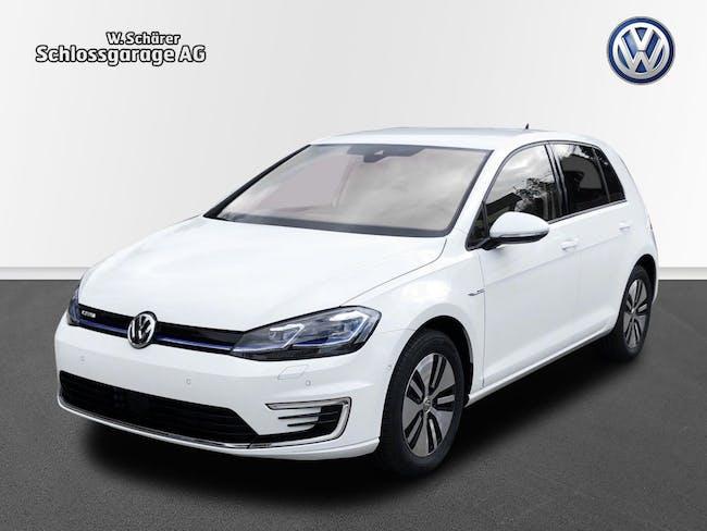 saloon VW Golf e-Golf