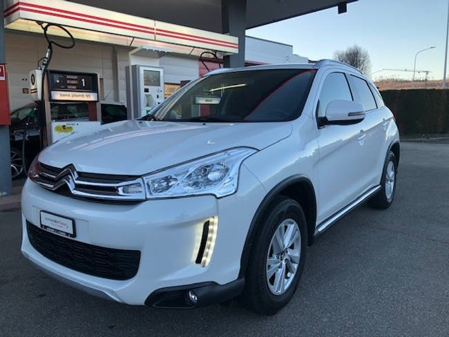 suv Citroën C4 Aircross 1.6 HDi Collection 4WD