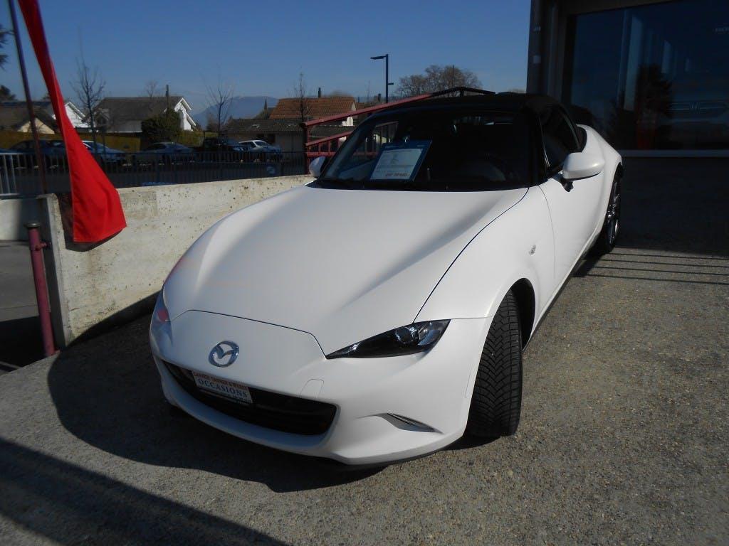 cabriolet Mazda MX-5 SKYACTIV-G 160 Revolution