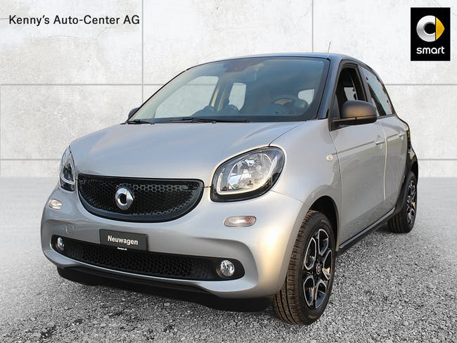saloon Smart Forfour citypassion 90PStwinamic