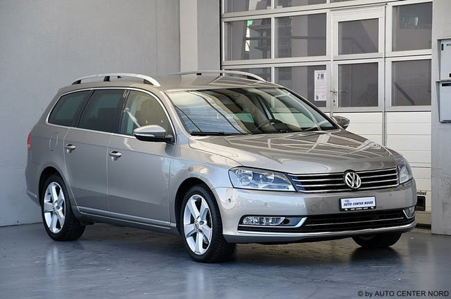 estate VW Passat 2.0TDI BMT High