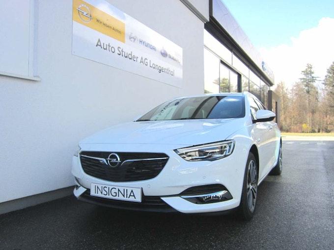 Opel Insignia Sports Tourer 1.6 T Excellence 5'000 km CHF39'800 - acheter sur carforyou.ch - 1