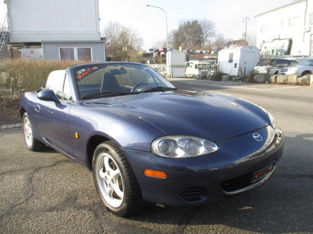 cabriolet Mazda MX-5 1.6i-16 Youngster