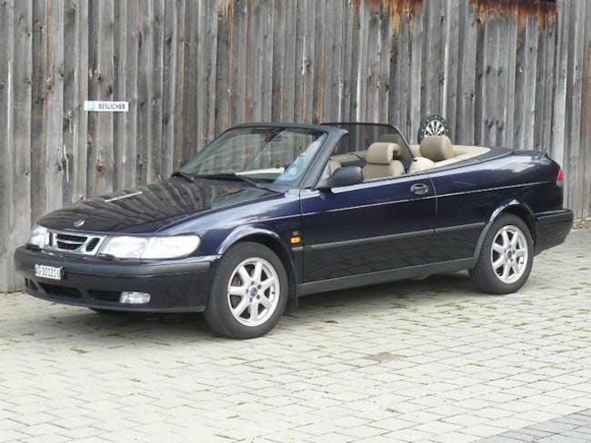 cabriolet Saab 9-3 2.0i-16 LPT