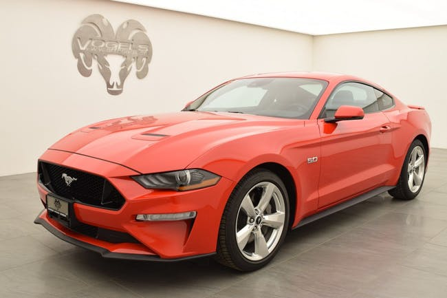 coupe Ford Mustang 5.0 GT Fastback
