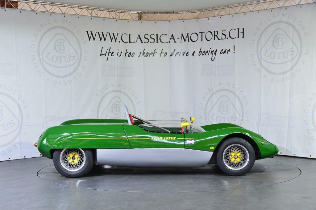 cabriolet Lotus 23 Type B
