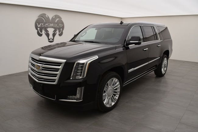 suv Cadillac Escalade 6.2 ESV Platinum