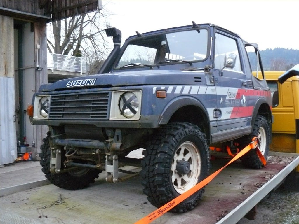 suv Suzuki SJ 413 JX