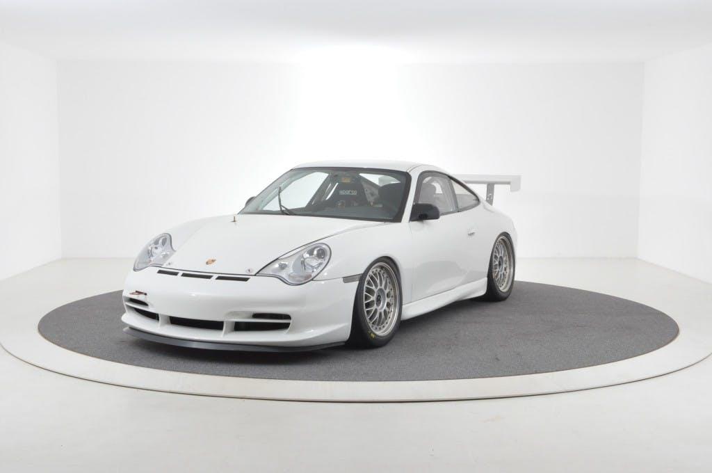 coupe Porsche 911 GT3 Cup