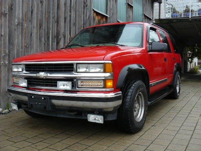 suv Chevrolet Tahoe 5,7