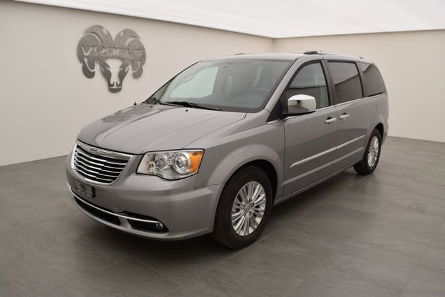 van Chrysler Voyager Grand Town & Country 3.6 V6 Limited