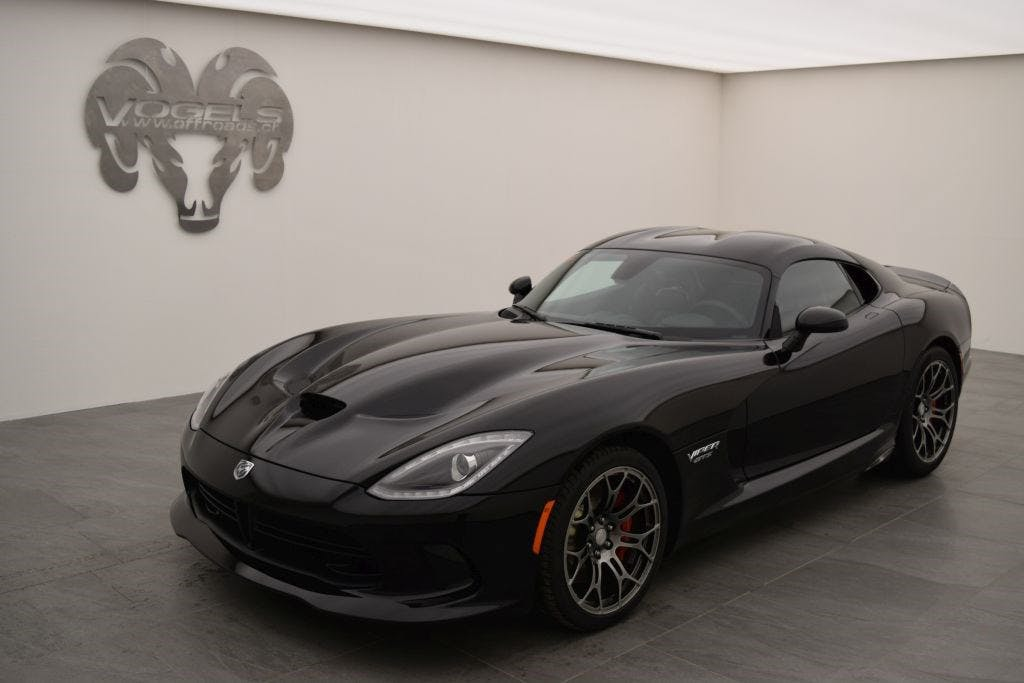 coupe Dodge Viper 8.4 SRT GTS