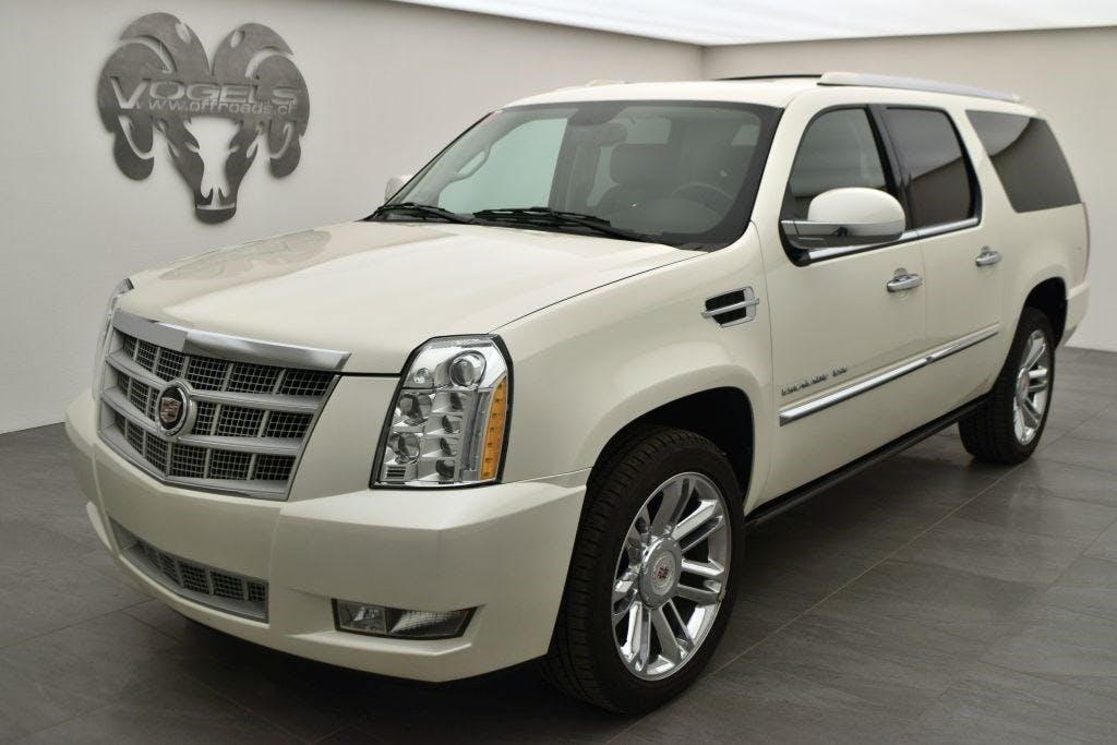 suv Cadillac Escalade 6.2 ESV Platinum Edition