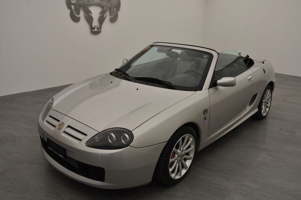 cabriolet MG TF 160
