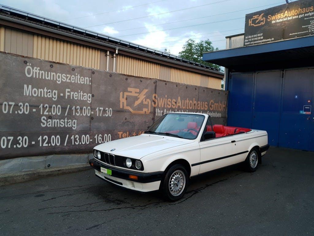 cabriolet BMW 3er 318i Cabrio ABS