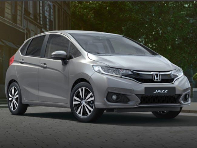 saloon Honda Jazz 1.3i-VTEC Elegance