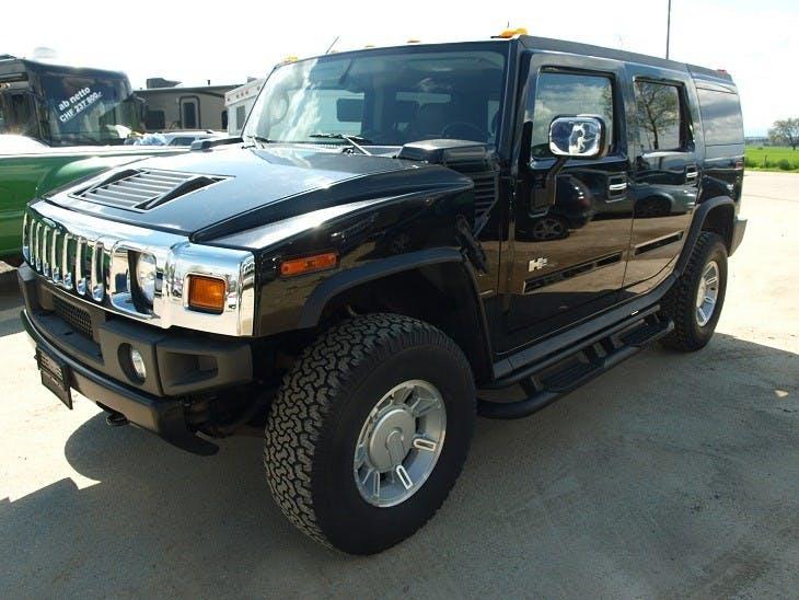 suv Hummer H2 6.0 V8