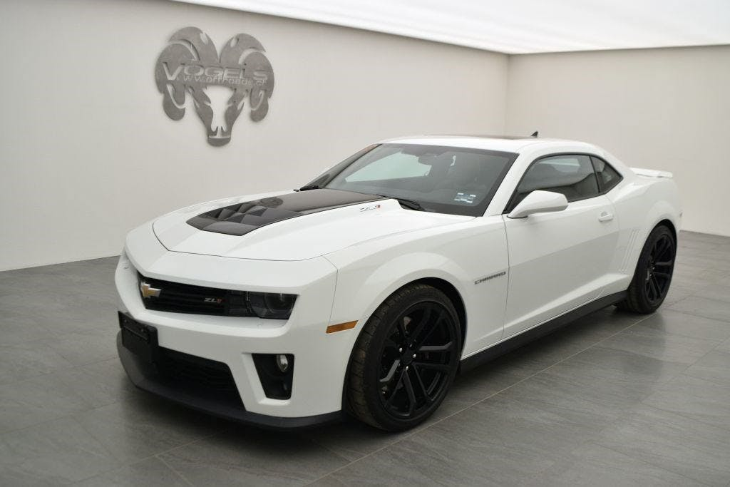 coupe Chevrolet Camaro ZL1