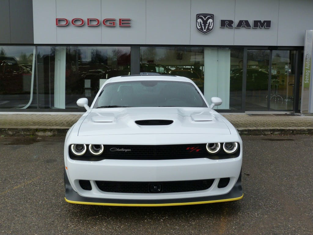 coupe Dodge USA Challenger R/T Scat Pack Widebody