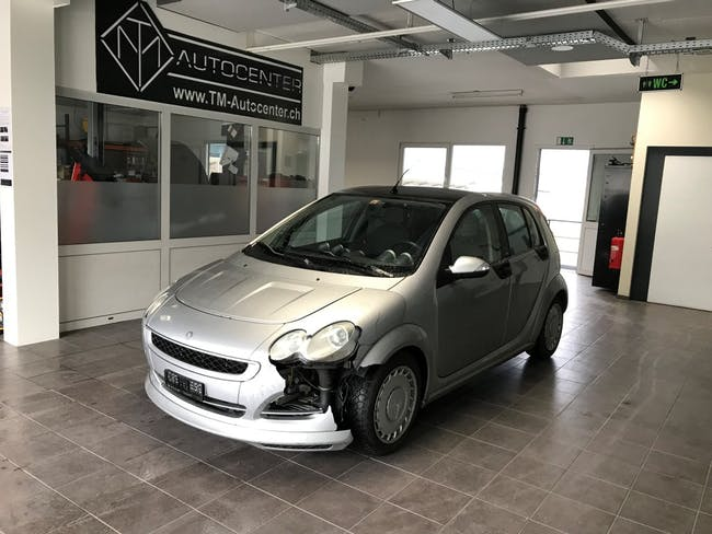 saloon Smart Forfour 1.5 brabus