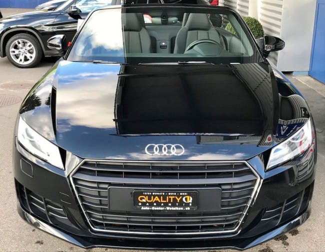 cabriolet Audi TT Roadster 1.8 TFSI S-tronic